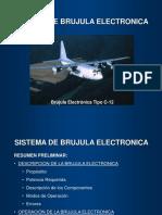 Sistema de Brujula Electronica