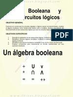 Algebra Booleana y Circuitos Logicos