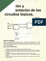 Definicion y Representacion de Los Circuitos Logicos