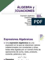 Clase 10 - Algebra