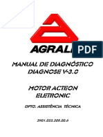 Manual Acteon