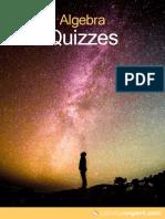 Algebra.quizzes.pdf