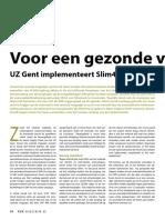 UZ Gent Slimstock Business Logistics