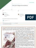 Atlas Pour Le Diagnostic Des Douleurs Neuropathiques 3e Éd.
