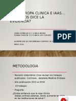 Ropa Clinica