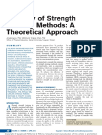 Diversity of Strength Training Methods a.8