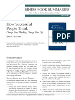 HowSuccessfulPeopleThink.pdf