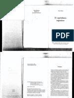 Aldo Ferrer - El capitalismo argentino.pdf