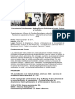 Programa Jornadas GESMODI 2014