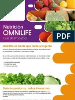 Nutricion Omnilife PDF Interactivo