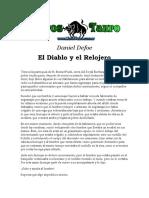 Daniel Defoe - El Diablo y el relojero.doc