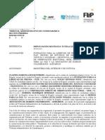 IMPUGNACION Tutela Min Interior Decreto Elecciones