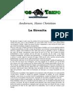 Hans Christian Andersen - La Sirenita.doc