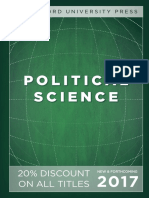 Political Science 2017 Catalog