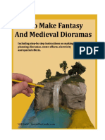 Diorama Making