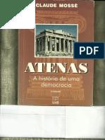 Mossé, Claude - Atenas