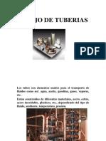 Representación de Tuberias