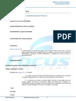 Cópia de Nocoes de Direito Constitucional i - Administracao Publica _ Parte II