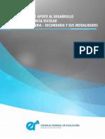 18-Documento de Apoyo Al Desarrollo de La Convivencia Escolar 2017