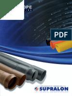 Katalog Pipa Hdpe Dan Pvc Standard Sni Supralon
