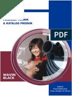 Katalog Pipa Wavin Black