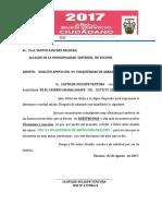 Solicito Apoyo Con Calaminas 2017