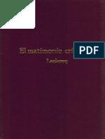 El Matrimonio Cristiano - Leclercq