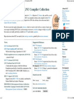 GCC, The GNU Compiler Collection - GNU Project - Free Software Foundation (FSF)