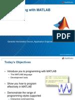 Programando Con Matlab