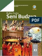 Seni Budaya Buku Guru Kelas XI