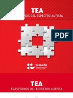 TEA (Trastorno del espectro autista)