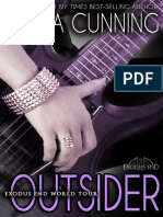Outsider - Olivia Cunning