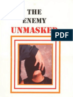 Bill Hughes - The Enemy Unmasked
