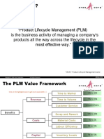 The PLM Value Framework