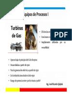 Modulo de Turbina a Gas