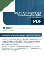 5.1 Cnse Study Guide