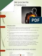 Abordaje Del Paciente Con Dolor Torácico