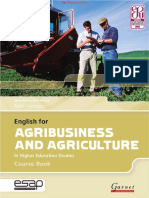 Garnet - English for Agribusiness and Argiculture Course Book