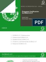 Programa de Certificación Global GAP