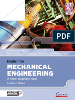 Garnet - English for Mechanical Engineering Course Book