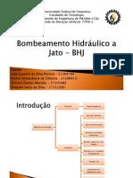 Método de Elevação- BHJ