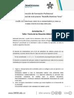 Actividad 7 - Taller Teoría Situaciones Didácticas (1)