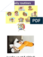 3 - My Daily Routine (PPT)