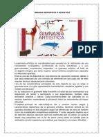 Paula - Gimnasia Deportiva y Ritmica