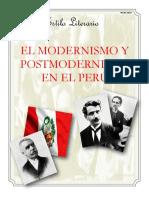 Publicaciónterminada2017bogg modernismo y postmodernismo