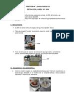 Informe de Biologia Nº 11