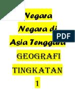 Negara Negara Di Asia Tenggara