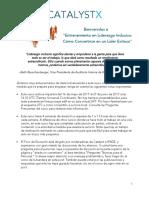 CatalystX ManualCurso LiderExitoso 05-16-17 (1)
