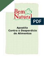 Manual Contra o Desperdício de Alimentos