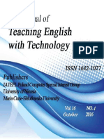 Teaching English With Technology